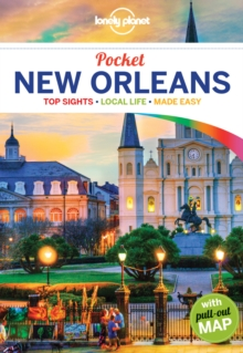 Lonely Planet Pocket New Orleans, Paperback