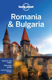 Lonely Planet Romania & Bulgaria, Paperback