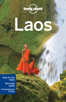 Lonely Planet Laos, Paperback