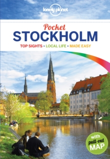 Lonely Planet Pocket Stockholm, Paperback