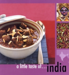 A Little Taste of India, Paperback