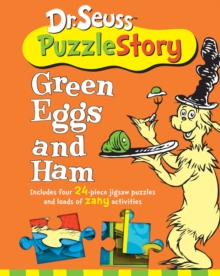 Dr Seuss Green Eggs and Ham Puzzlestory, Paperback