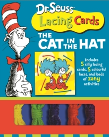 Dr Seuss Lacing Cards, Cards