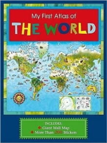 My First Atlas of the World, Hardback Book