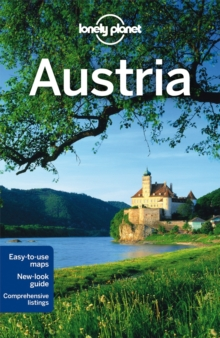 Lonely Planet Austria, Paperback