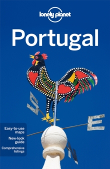 Lonely Planet Portugal, Paperback Book