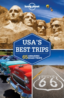 Lonely Planet Usa's Best Trips, Paperback
