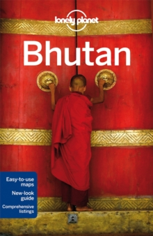 Lonely Planet Bhutan, Paperback