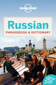 Lonely Planet Russian Phrasebook & Dictionary, Paperback
