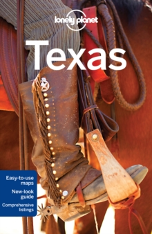 Lonely Planet Texas, Paperback Book