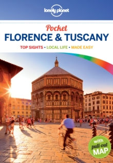 Lonely Planet Pocket Florence & Tuscany, Paperback