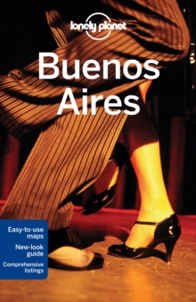 Lonely Planet Buenos Aires, Paperback