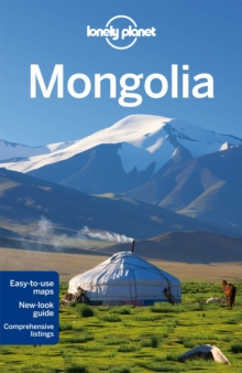 Lonely Planet Mongolia, Paperback