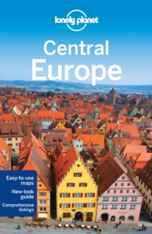 Lonely Planet Central Europe, Paperback