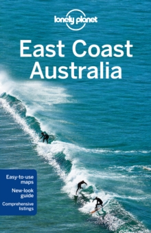 Lonely Planet East Coast Australia, Paperback