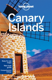 Lonely Planet Canary Islands, Paperback
