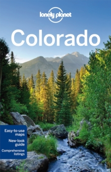 Lonely Planet Colorado, Paperback