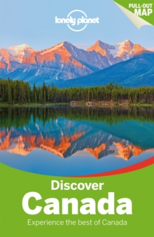Lonely Planet Discover Canada, Paperback