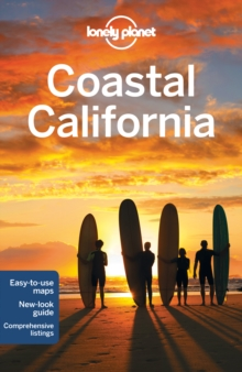 Lonely Planet Coastal California, Paperback