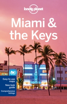 Lonely Planet Miami & the Keys, Paperback