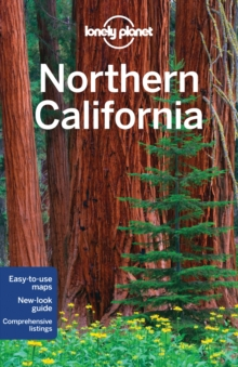 Lonely Planet Northern California, Paperback