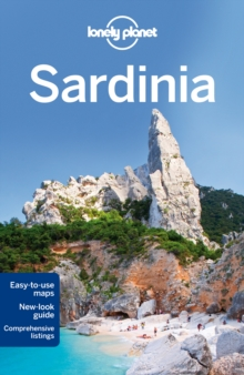 Lonely Planet Sardinia, Paperback Book