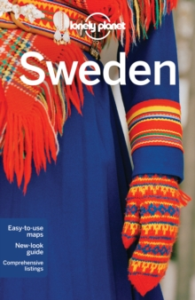 Lonely Planet Sweden, Paperback