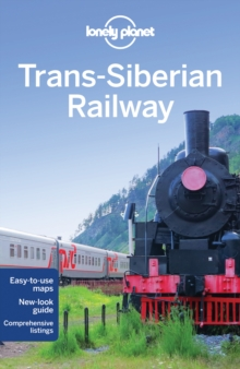 Lonely Planet Trans-Siberian Railway, Paperback