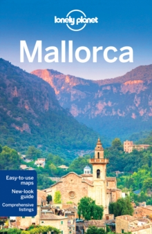 Lonely Planet Mallorca, Paperback