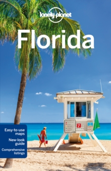 Lonely Planet Florida, Paperback