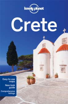 Lonely Planet Crete, Paperback