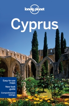 Lonely Planet Cyprus, Paperback Book