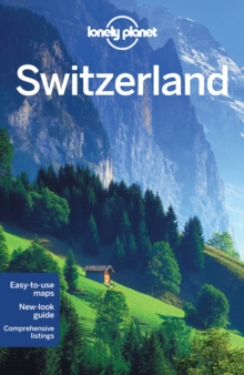Lonely Planet Switzerland, Paperback