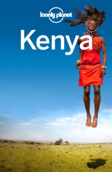Lonely Planet Kenya, Paperback