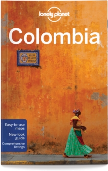 Lonely Planet Colombia, Paperback
