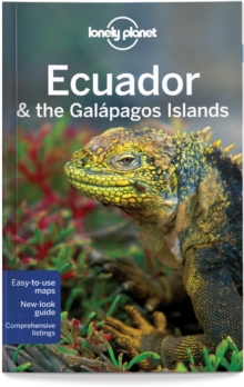 Lonely Planet Ecuador & the Galapagos Islands, Paperback