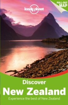Lonely Planet Discover New Zealand, Paperback