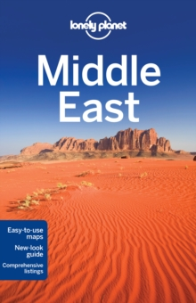 Lonely Planet Middle East, Paperback