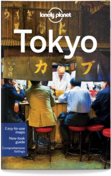 Lonely Planet Tokyo, Paperback