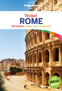 Lonely Planet Pocket Rome, Paperback Book