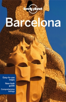 Lonely Planet Barcelona, Paperback