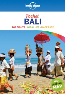 Lonely Planet Pocket Bali, Paperback