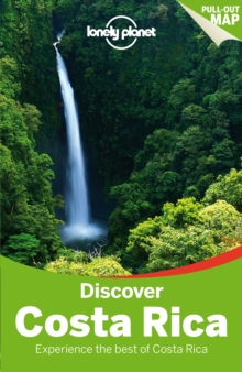 Lonely Planet Discover Costa Rica, Paperback