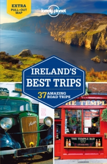 Lonely Planet Ireland's Best Trips, Paperback