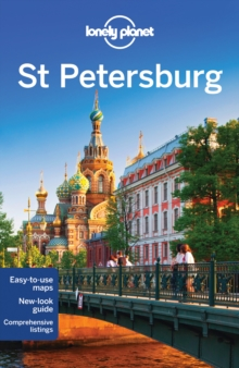 Lonely Planet St Petersburg, Paperback