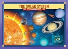 The Solar System Lift the Flap Book, Paperback