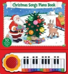 Christmas Songs Piano Books, Board book