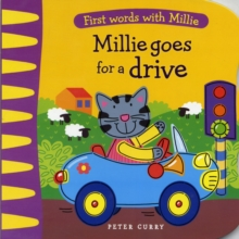 Millie Goes for a Drive, Board book