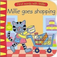 Millie Goes Shopping, Board book
