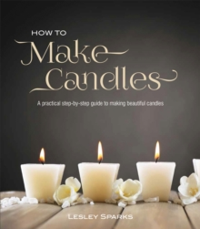How to Make Candles, Book